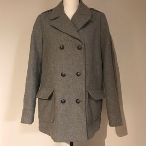 Zara Trafaluc Outwear Pea Coat